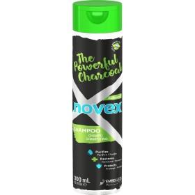 NOVEX COAL Shampoo 300 ml ( The Powerful Charcoal)