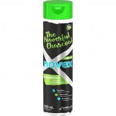 Shampooing au CHARBON 300 ml (The Powerful Charcoal)
