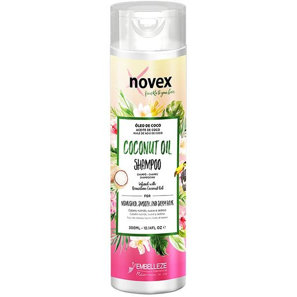NOVEX Shampooing COCO/VITAMINE E 300ml