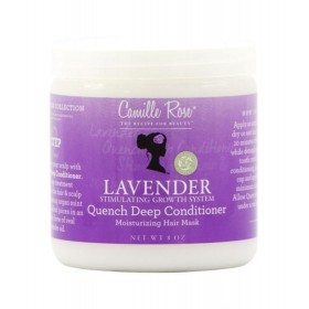 CAMILLE ROSE Hair Mask LAVENDER 226g (Quench Deep Conditioner)