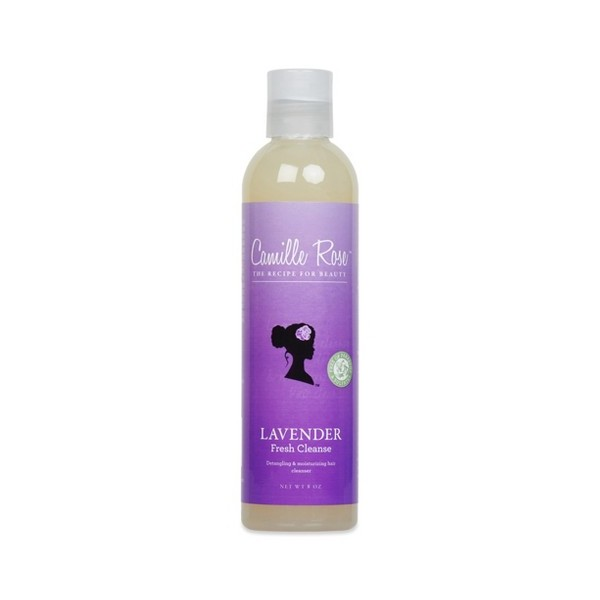 CAMILLE ROSE NATURALS Shampoing hydratant LAVANDE 226g (Fresh Cleanse)