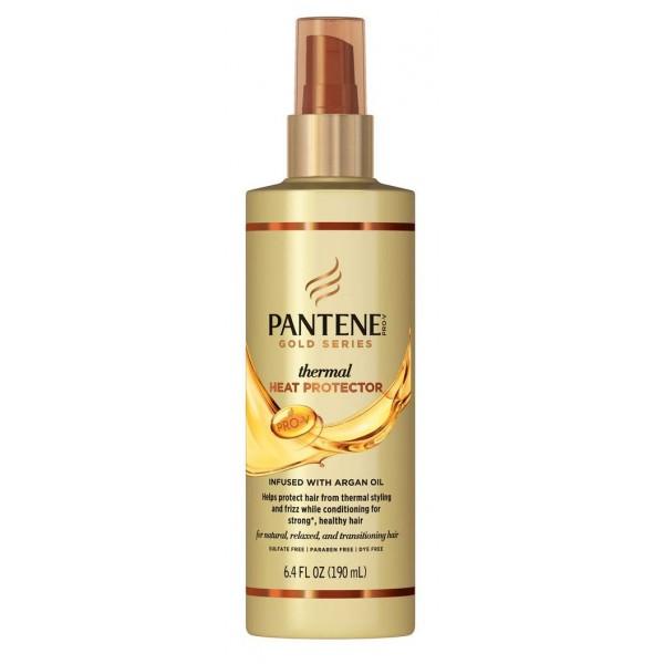 PANTENE Spray thermo-protecteur ARGAN 190ml (Thermal Heat Protector) GOLD SERIES