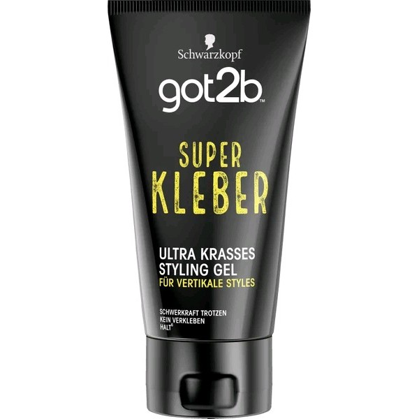 SCHWARZKOPF Gel fixation extra forte GOT2BE 150ml (Ultra Glued)
