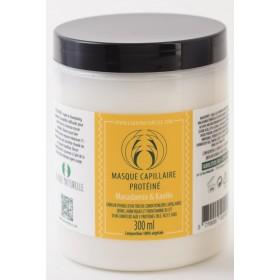 LA KAZ NATURELLE Masque capillaire protéiné MACADAMIA & KAOLIN