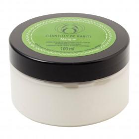 LA KAZ NATURELLE Chantilly KARITE with MANGO scented whipped cream