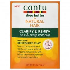 Clarifying & Regenerating Mask CLAY BENTONITE 42g (Clarify& Renew)