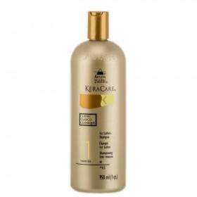 KERACARE Shampooing 1ére mousse 950ml (Salon Pro)