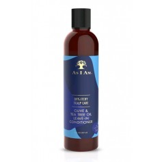 Leave-in hydratant OLIVE/ARBRE A THE 237ml Dry & Itchy Scalp Care)