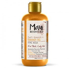 MAUI MOISTURE Leave-In HUILE DE COCO 236ml (Curl Quench)