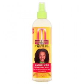 MAZURI OLIVE OIL Spray démêlant pour enfants à l'HUILE D'OLIVE 355ml