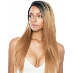 "MANE CONCEPT perruque EAR TO EAR YAKI SLEEK 26"" (Lace Front)"