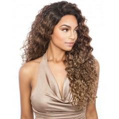"MANE CONCEPT perruque MLF06 FRENCH WAVE 24"" (Lace Front 13""x4"")"