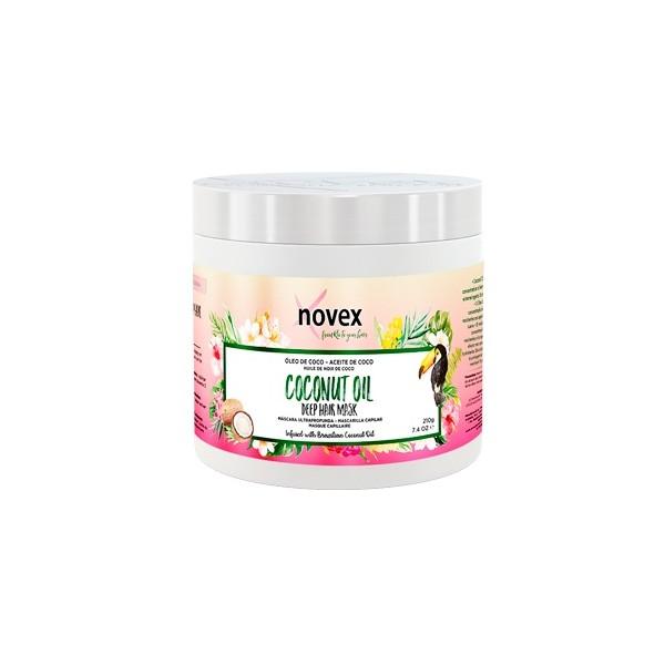 NOVEX Masque capillaire COCO/VITAMINE E 210 g