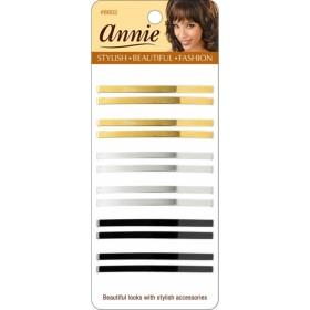 ANNIE Double Metal Bar x6