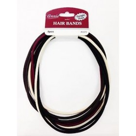 "ANNIE Bandeau de cheveux x10 ""HairBands"""