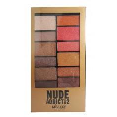 Palette de maquillage NUDE ADDICT