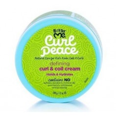 JUST FOR ME Crème définition boucles pour enfants 340g (Curl Peace)