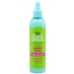 JUST FOR ME Spray sans rinçage 5-en-1 pour enfants 237ml (Curl Peace)