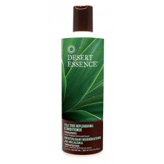 DESERT ESSENCE Après-shampooing Régénateur au Melaleuca 375ml (Tea Tree Replenishing Conditioner)
