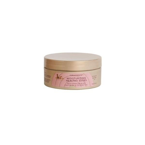KERACARE Gel bordures hydratant HUILE DE RICIN NOIR & COCO 65g (CurlEssence)