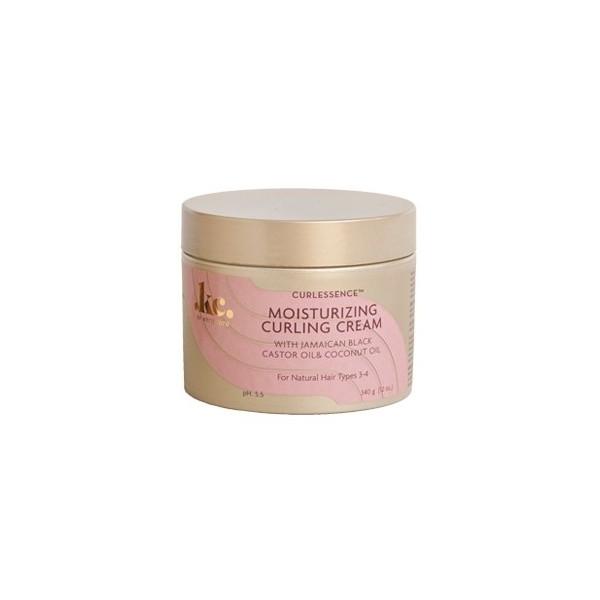 KERACARE Crème hydratante définition boucles HUILE DE RICIN NOIR & COCO 320g (CurlEssence)