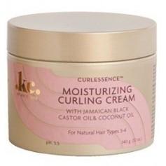 Crème hydratante définition boucles HUILE DE RICIN NOIR & COCO 320g (CurlEssence)