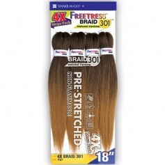 FREETRESS natte 4x BRAID 301 18""