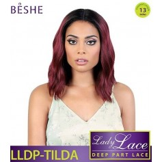 BESHE perruque LLDP TILDA (Deep Part Lace)