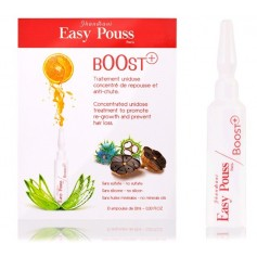 EASY POUSS Traitement anti chute BOOST+ (10 ampoules)