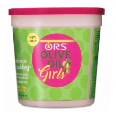 Crème capillaire Olive Hair Pudding Girls 368.5g