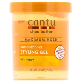 CANTU Gel fixation MAXIMALE MIEL (Styling gel) 524g