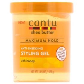 CANTU MAXIMUM HONEY SETTING GEL (Styling gel) 524g