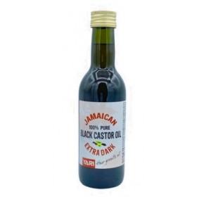 YARI Huile de Carapate extra foncée de Jamaïque 100% pure 250ml Extra Dark (black castor oil)