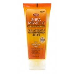 Gel définisseur boucles hydratation intense SHEA MIRACLE 170g (Curl Definer Jelly)