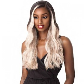 SENSAS NASHA wig (Natural Curved Part)