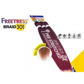 FREETRESS natte 3x BRAID 301 28""
