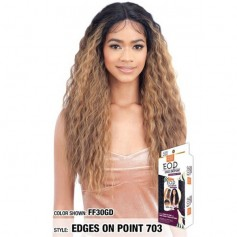 MODEL perruque EDGES ON POINT 703 (Lace Front)