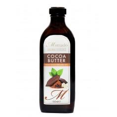 Huile de beurre de CACAO 100% NATURELLE 150ml (Cocoa Butter)