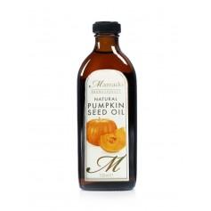 Huile de CITROUILLE 100% NATURELLE 150ml (Pumpkin Seed Oil)