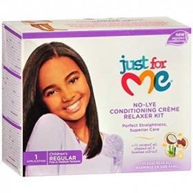 Just for Me Kids relaxer kit NORMAL FORMULA