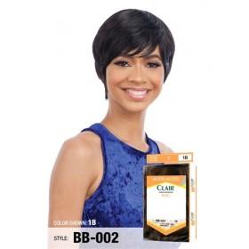 MODEL MODEL wig BB-002