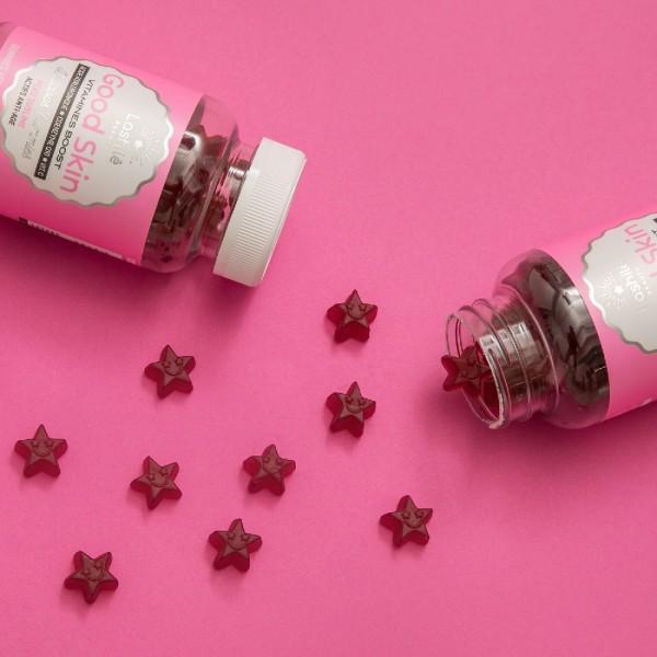LASHILE BEAUTY Vitamines BOOST pour la PEAU anti-âge GOOD SKIN (Cure 1 mois)