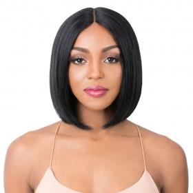 IT'S A WIG HH REMI AMAL wig (Deep Part Lace)