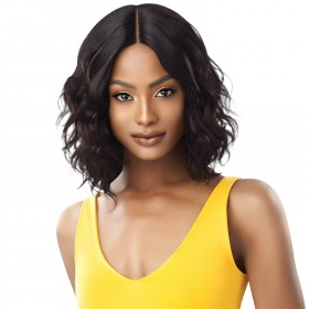 OUTRE perruque CURLY 16'' (Lace Parting)