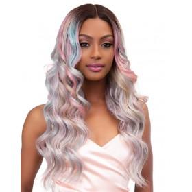 JANET CLASSY wig (Deep Part Swiss Lace)