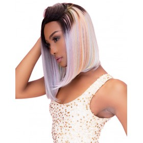 JANET CHIC wig (Deep Part Swiss Lace)