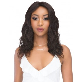 JANET NATURAL wig 18'' (Deep Part Swiss Lace)