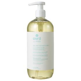 APRIL 2 in 1 Baby Cleansing Gel 500ml