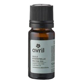 APRIL Organic TEA TREE essential oil 10ml