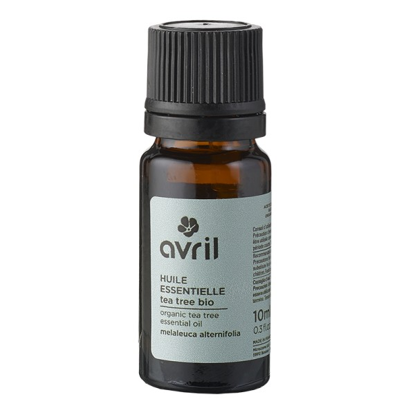 AVRIL Huile essentielle de TEA TREE BIO 10ml